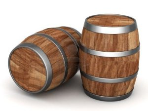 10308026-image-of-the-old-oak-barrels-on-a-white-background